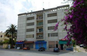 L'immeuble Itesa