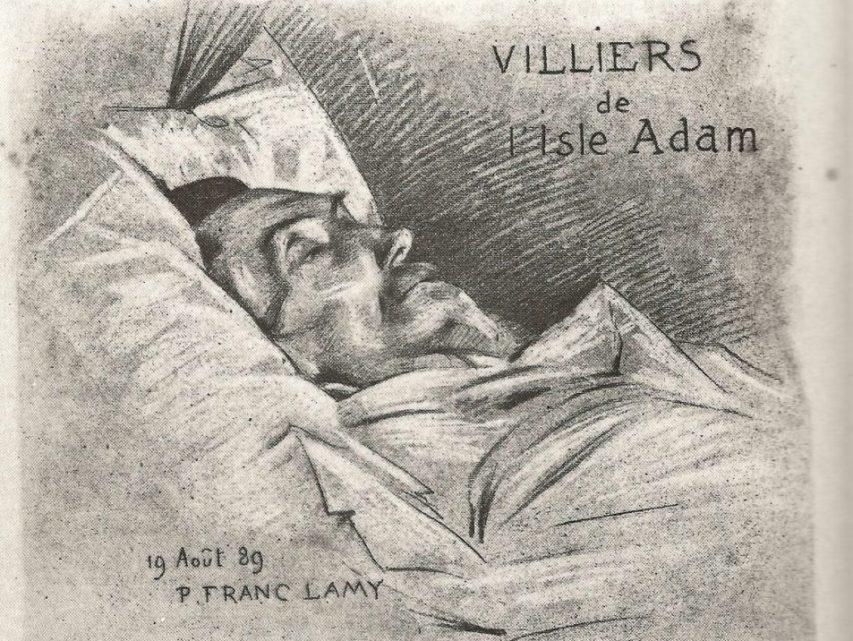 Villiers de l'Isle-Adam — 2 : La mort de Villiers